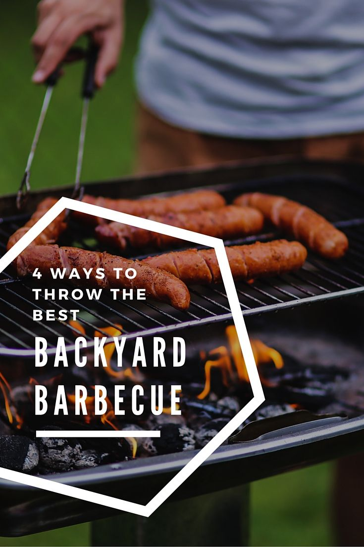 We Got Your BBQ Party Planning Checklist Covered