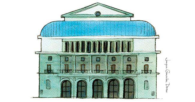 Historia del Teatro Real de Madrid