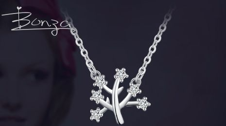 Keep Growing..🌳🌳 Solid 925 Sterling silver plated with white gold http://www.bonzafashion.com.au     #bonzafashion #fashionista #styles #jewellery