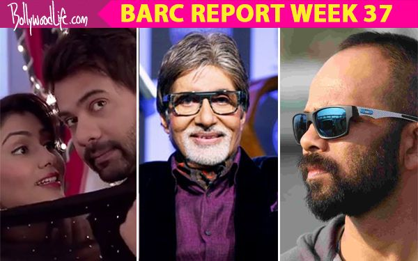BARC report week 37, 2017: Amitabh Bachchan's Kaun Banega Crorepati 9 and Kumkum Bhagya are ahead in the game #FansnStars