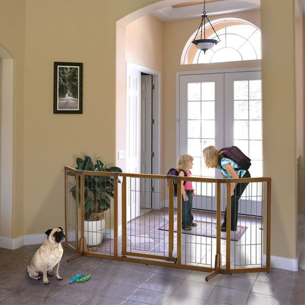 44 best Indoor Dog Gates images on Pinterest | Indoor dog gates ...
