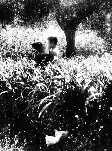 MARIO GIACOMELLI - Un uomo, una donna, un amore