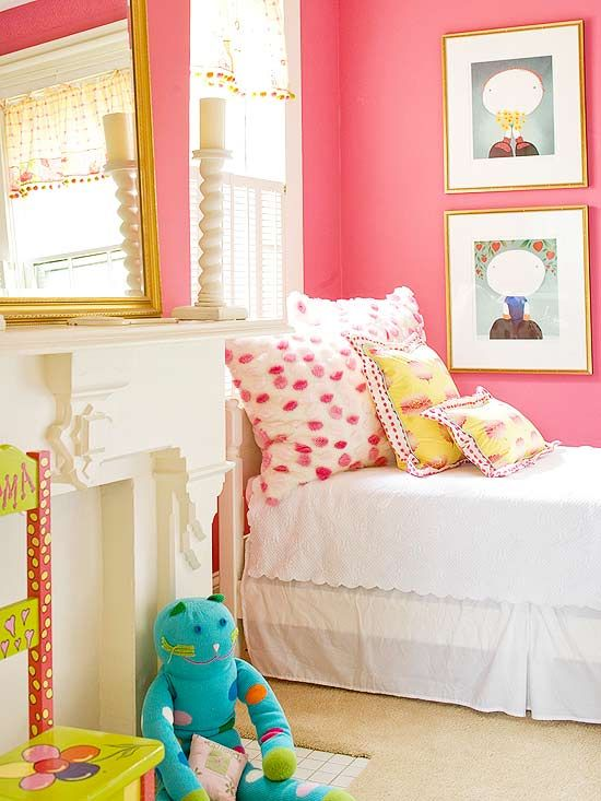 Girl Bedroom Colors Brilliant Review
