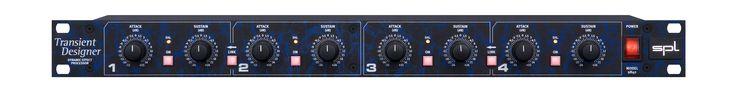 SPL Transient Designer 4 - Vintage King Audio