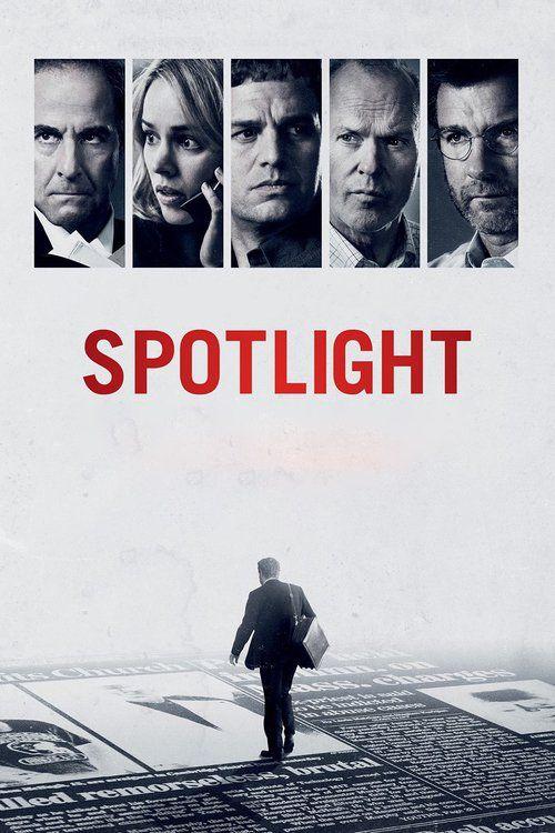 Debasree's review of Spotlight