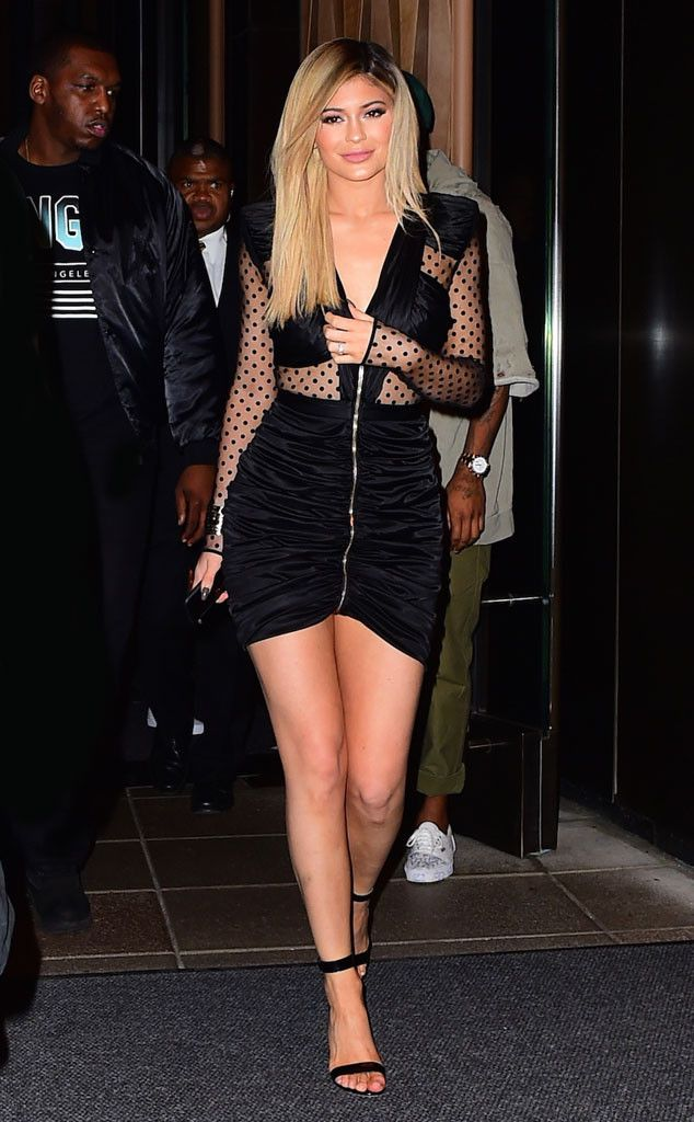 Kardashians and Jenners Look Like They Stepped Out of Taylor Swift's Bad Blood Music Video—See the Pics! | E! Online