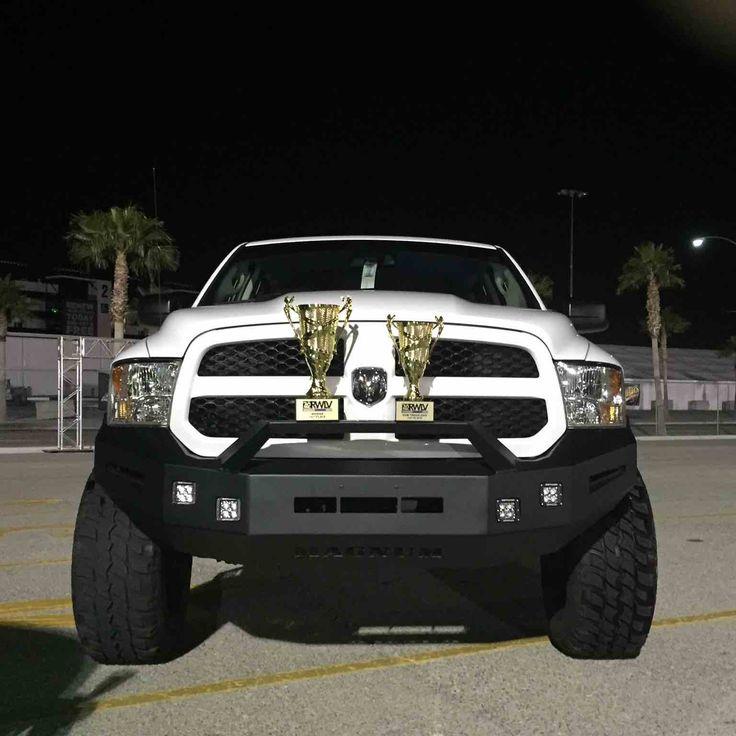 Pin By Eric Waddell On Dodge Trucks: WhiteRAM1500 Build Thread