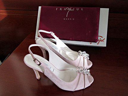 Zapatos Franjul