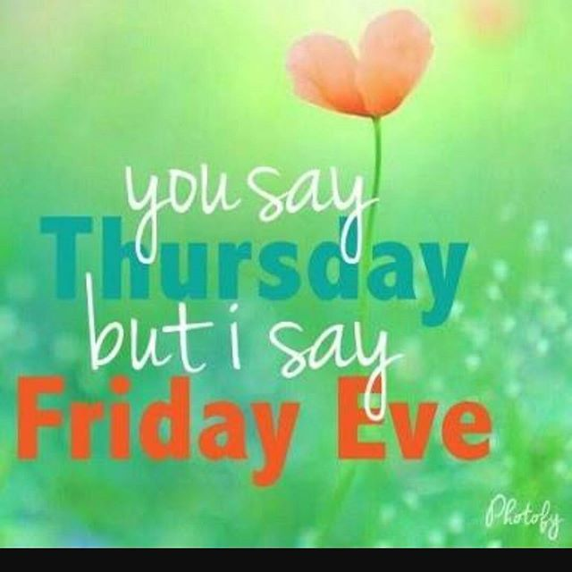 Today is Thursday also Friday Eve. Massage you know you Knead it Book in for a massage session. Have : Myotherapy Remedial Massage Swedish ( day spas ) massage Sports Massage Deep Tissue Massage Lymphatic Drainage massage Pregnancy massage-pre and post natal Aromatherapy Reflexology Hot Stone Massage ( extra cost ) Call 0438240884 or email elicia_brennan@hotmail.com to make a booking or an enquiry Also hop on Over to ebmyotherapy.com for details also check out facebook page ...