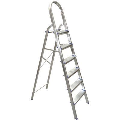 escada de aluminio grande