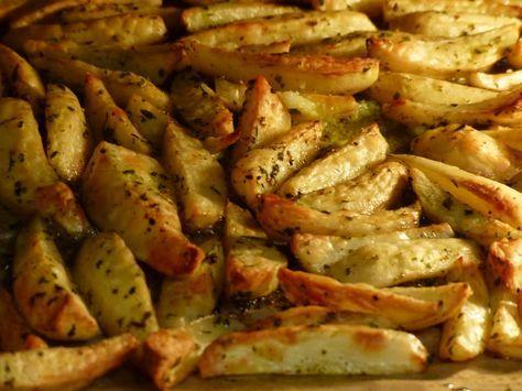 Verboten gut ⚠: Blechkartoffeln