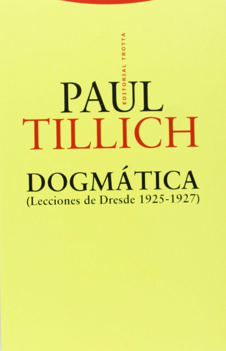 paul tillich The shaking of the foundations: [paul tillich] on amazoncom free shipping on qualifying offers author biography: paul tillich (1886-1965), an early critic of hitler, was barred from.
