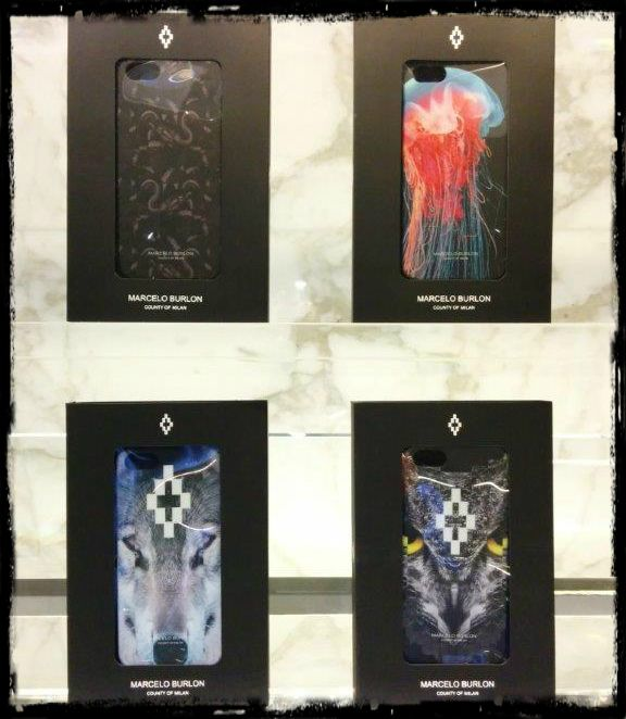 Marcelo Burlon #iPhone #case #accessories #Man #FolliFollie #collection
