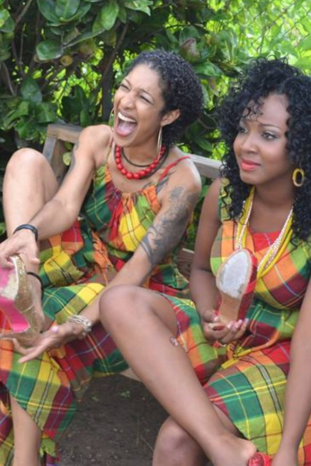 girls from dominica
