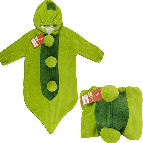 eonkoo Baby Toddler Pea Sleeping Bag Sack Kids Sleepwear Blanket With Long Sleeve - $14.89