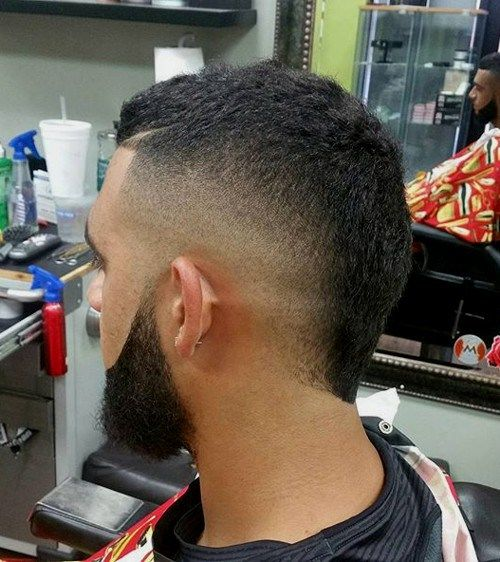 20 Faded Mohawks: Awesome Is What They Are | Short mohawk ...
