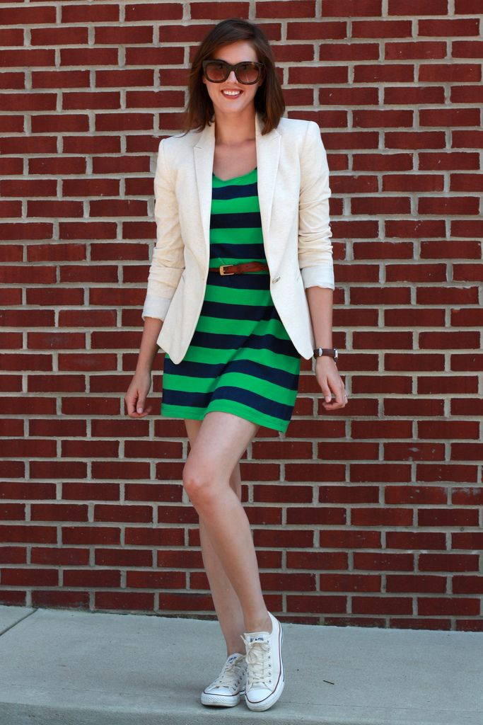 33 Best Images About Navy Blue And Green Outfits On