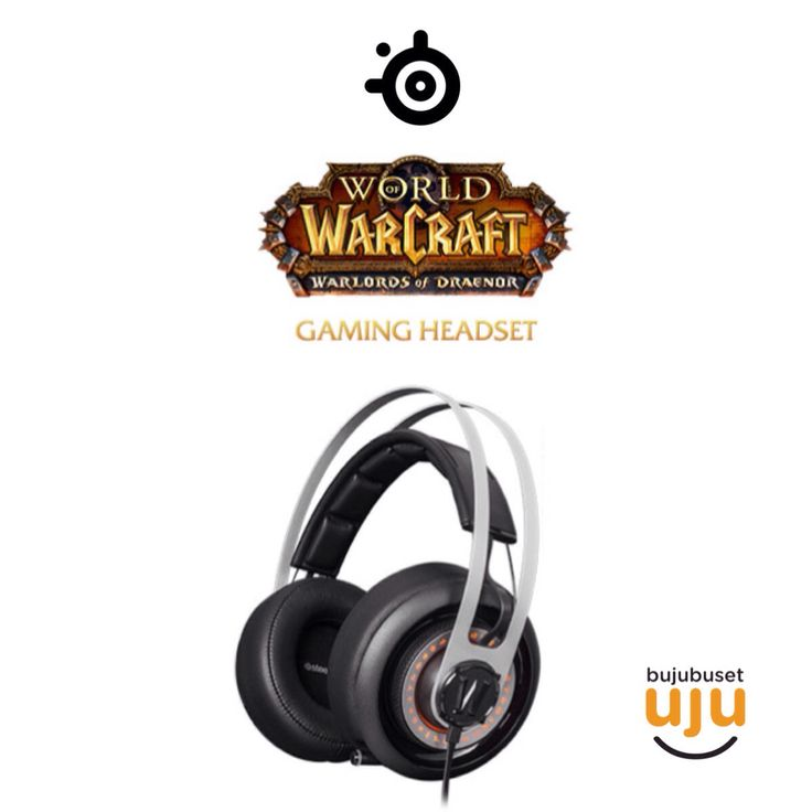 Steelseries - Siberia Elite World of Warcraft Edition  IDR 2.829.999