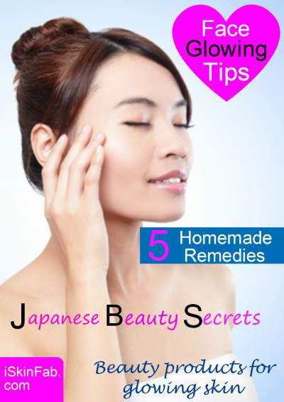 5 Face Glowing Tips Japanese Women Use For A Beautiful Complexion -