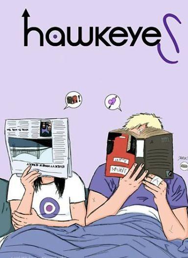 Hawkeye lol