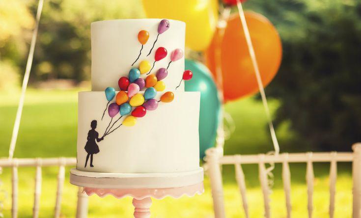 12 ideas de pasteles de cumpleaños fáciles de hacer