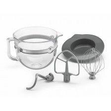 KitchenAid 6 Quart Glass Bowl Kit