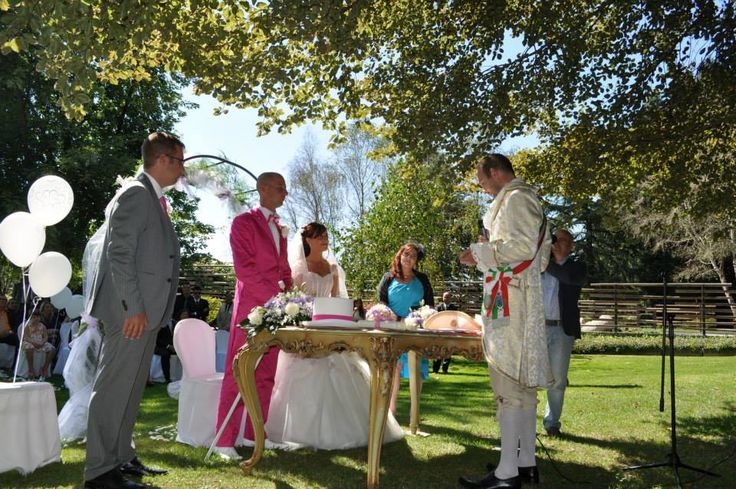 #wedding in the park #lepinete #ritocivile
