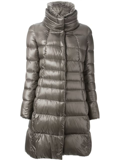 Shop Herno long padded coat in Eraldo from the world's best independent boutiques at farfetch.com. Over 1000 designers from 60 boutiques in one website.