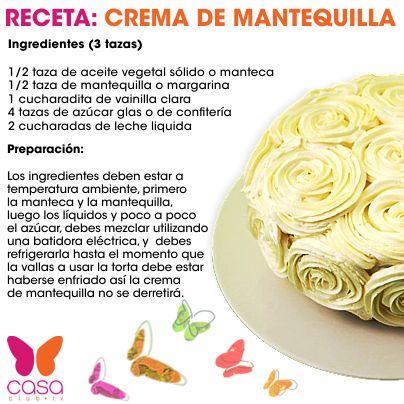 Crema de Manteca.