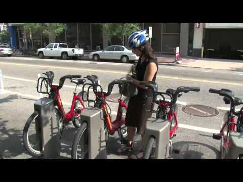 Here's the Scoop on Bike-Sharing