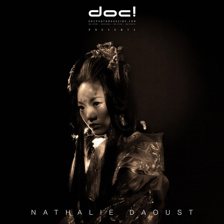 doc! photo magazine presents: Nathalie Daoust (doc! #6) - CHINA DOLLS @ doc! #27/28 (pp. 91-109)