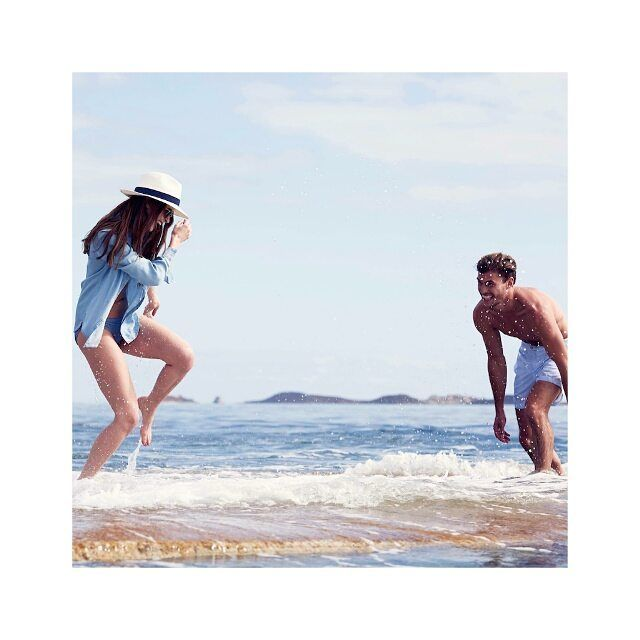 Take a peek at our Holiday Shop online now for instant vacation mood.  Buy online now #linkinbio  #spring17 #style #fashion #summer #sea #holiday #vacation #beach #splash #fun