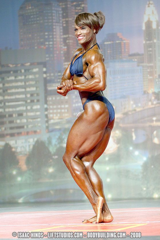 IFBB Professional League » The Women of Columbus, Part 1
