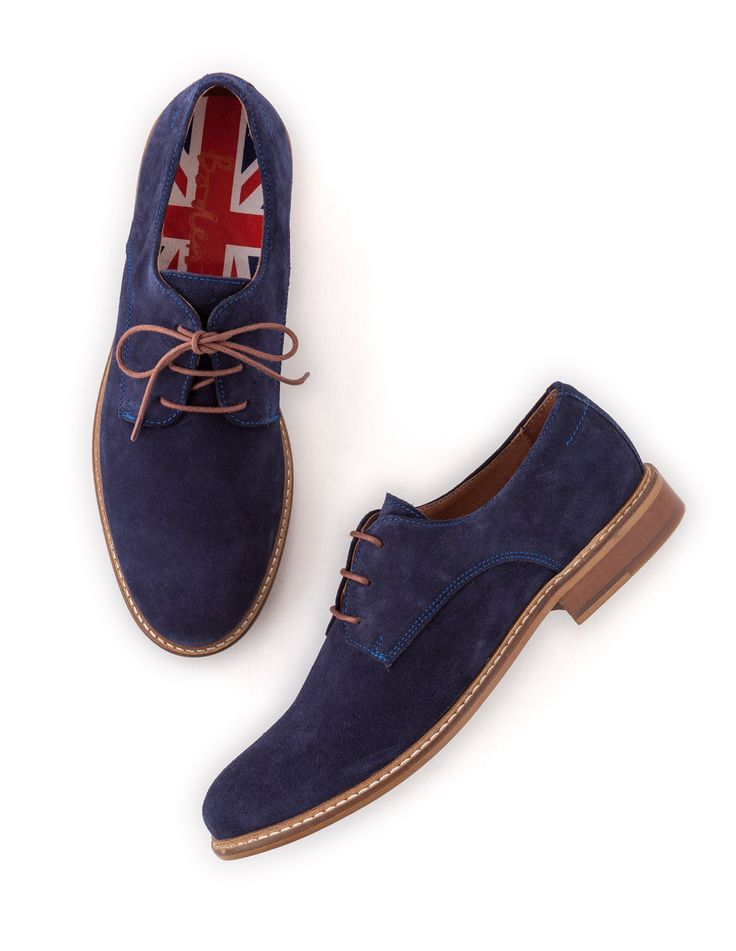 Stay smart, (and British), in our Lexington Shoe! Shop with 15% off and free delivery with code PIN1 (UK) or PIN2 (US) #Boden #AW14