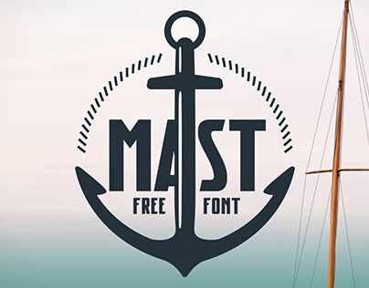 "Check out new work on my @Behance portfolio: ""MAST - Free Font"" http://be.net/gallery/51937605/MAST-Free-Font"