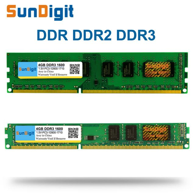 DDR 1 2 3 DDR1 DDR2 DDR3 SunDigit/PC1 PC2 PC3 512 MB 1 GB 2 GB 4 GB 8 GB 16 GB Computador Desktop PC Memória RAM 1600 MHz 800 MHz 400 MHz now at http://ift.tt/2DPKJvd