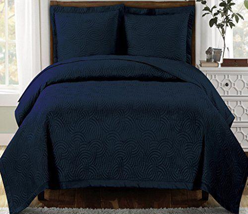1653 best Modern Bedding images on Pinterest | Mandalas ... : solid navy quilt - Adamdwight.com