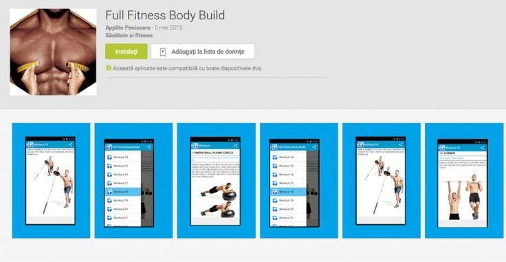 Full Fitness Body Build