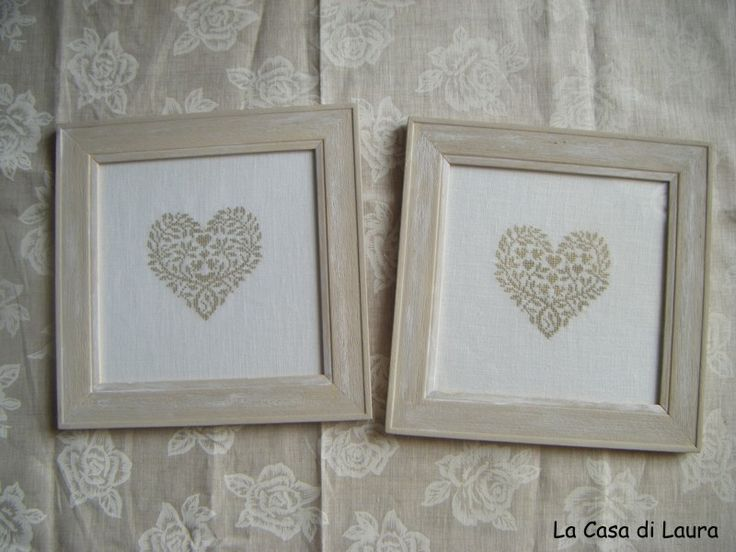 17 best quadri shabby images on Pinterest | Picture frame, Craft ...