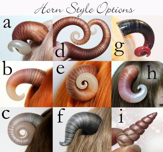 Custom Commissions Request : Horns