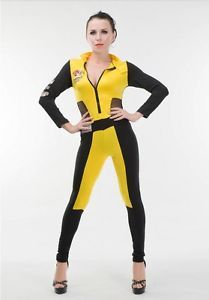 sexy-F1-Racer-Girl-Gogo-Fast-Lane-Kostum-Boxenluder-Formel-1-Racing-Overall-L-XL
