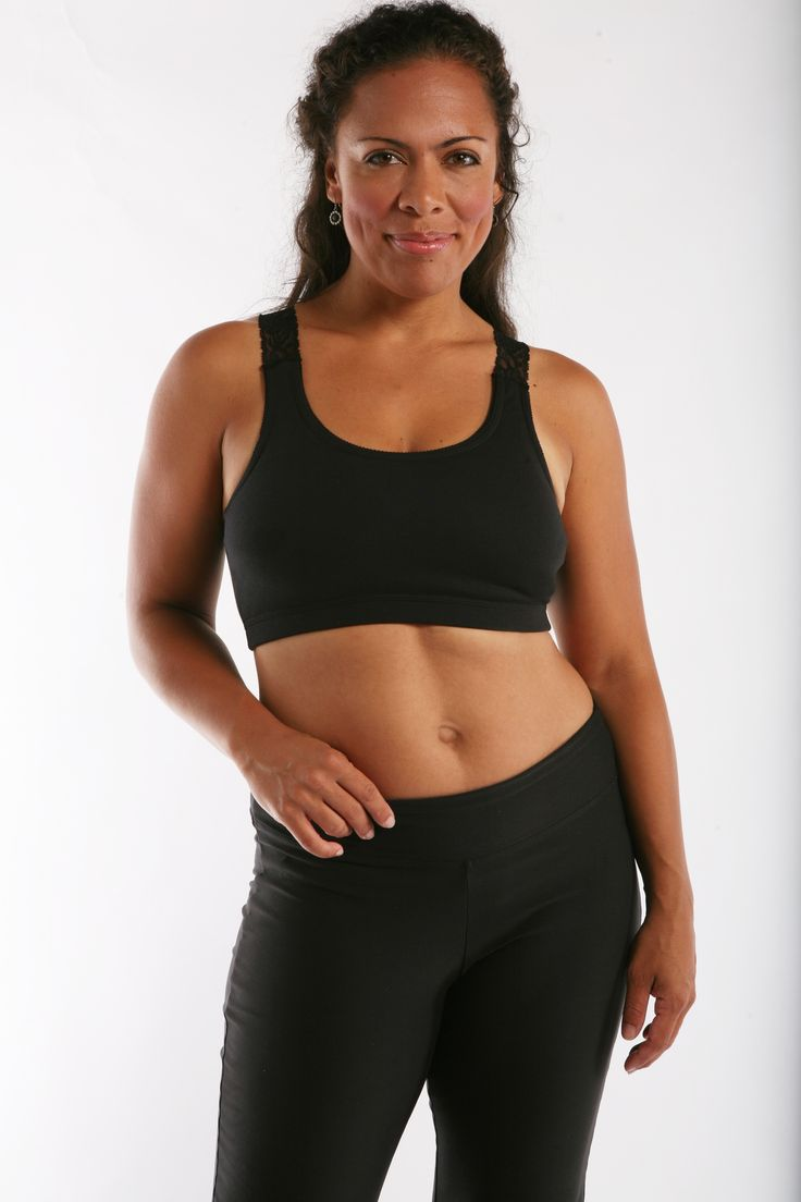 For the month of January 2015 get $20.00 off your Active Wear SOFTEE®.  Providing wire-free, under-breast support for active lifestyles, this comfortable SOFTEE style is made of the same material as our other SOFTEE camisoles yet is designed to securely hold a weighted or poly-fil prosthesis for women on the go. One or both breast forms can easily be placed into the opening on the inside of the garment.