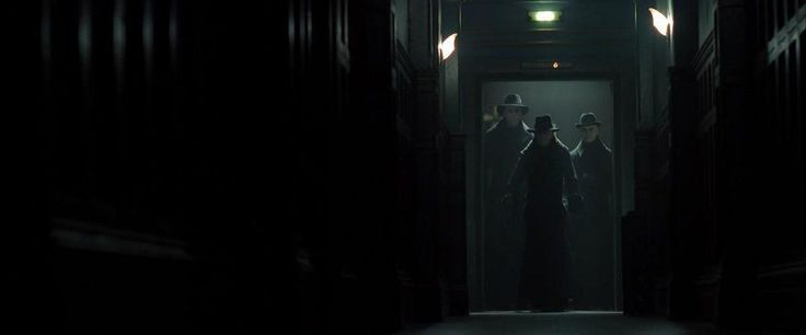 DARK CITY (1998) Director of Photography: Dariusz Wolski | Director: Alex Proyas