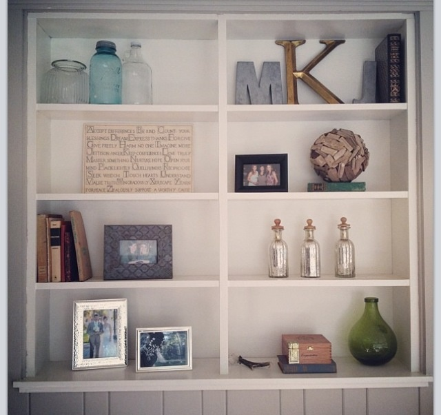 17 Best Images About Bookshelf Decor Ideas On Pinterest