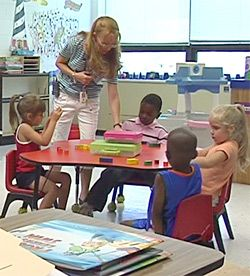 Virginia's Foundation Blocks for Early Learning - Comprehensive Standards for 4 Year Olds