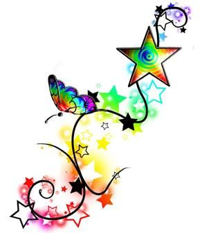 Star Tattoo Designs | The Body is a Canvas