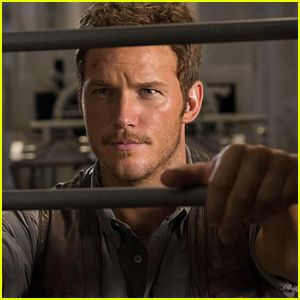 Um, yeah . . . Chris Pratt could definitely play Aidan.