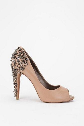 spikes: Sam Edelman, Heart Sam, Edgy Heels, Edelman Lorissa, Studs Heels, Clothing, Heels Diy, Lorissa Heels Y, Bridal Shoes