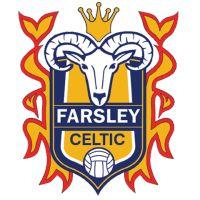 1908, Farsley Celtic F.C. (England) #FarsleyCelticFC #England #UnitedKingdom (L16394)