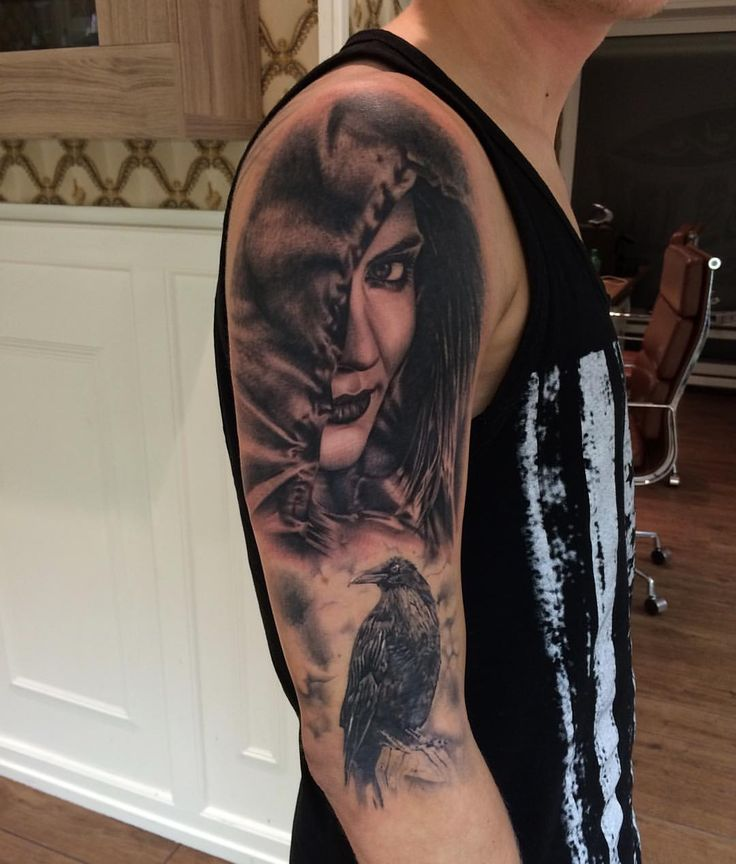Another tattoo from Jane Medusa